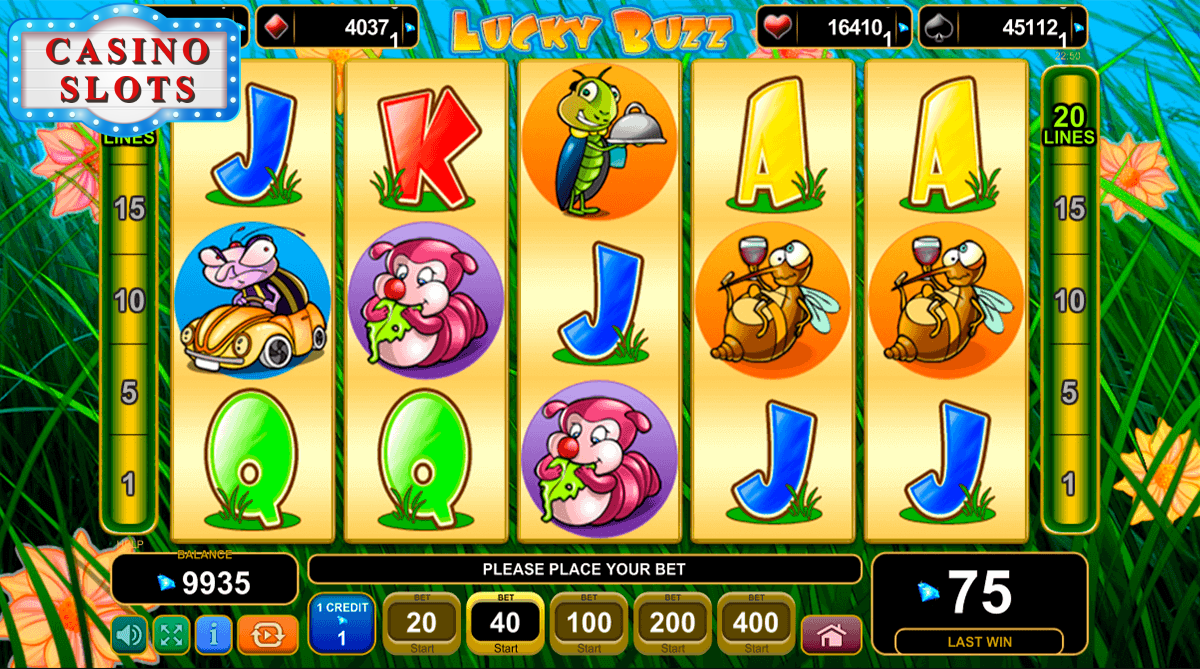 Lucky Buzz Online Slot
