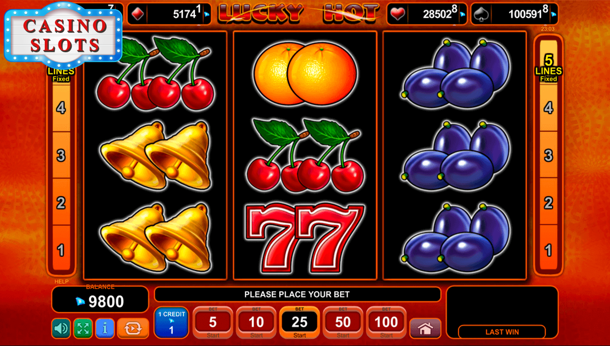 Lucky Hot Online Slot