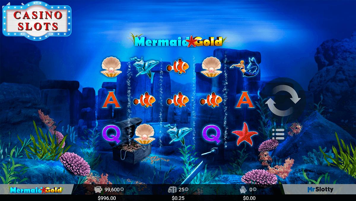 Mermaid Gold Online Slot