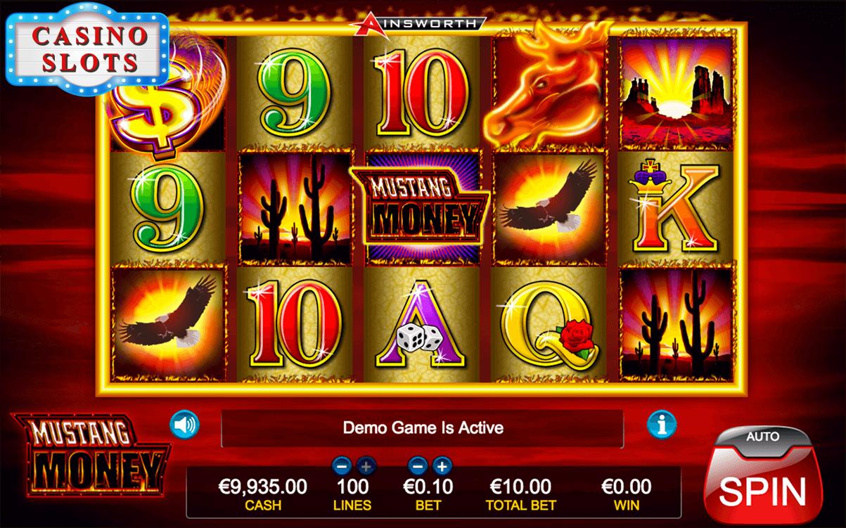 Mustang Money Online Slot