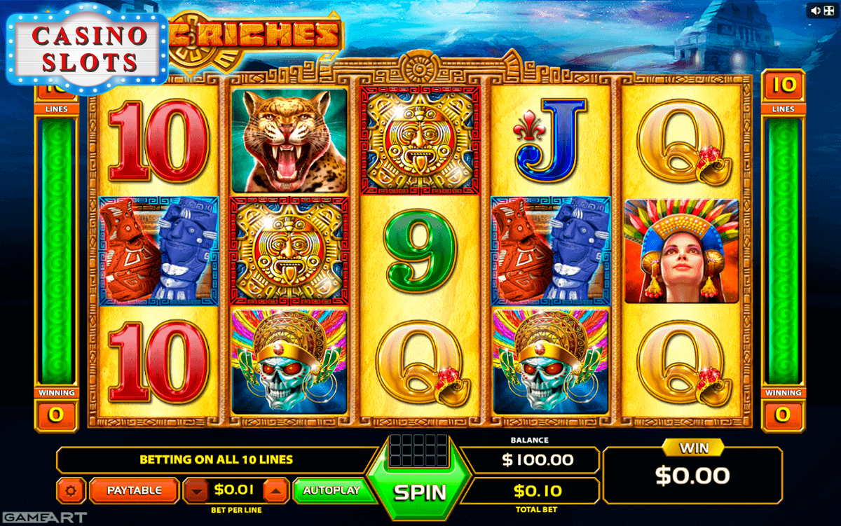 Mystic Riches Online Slot