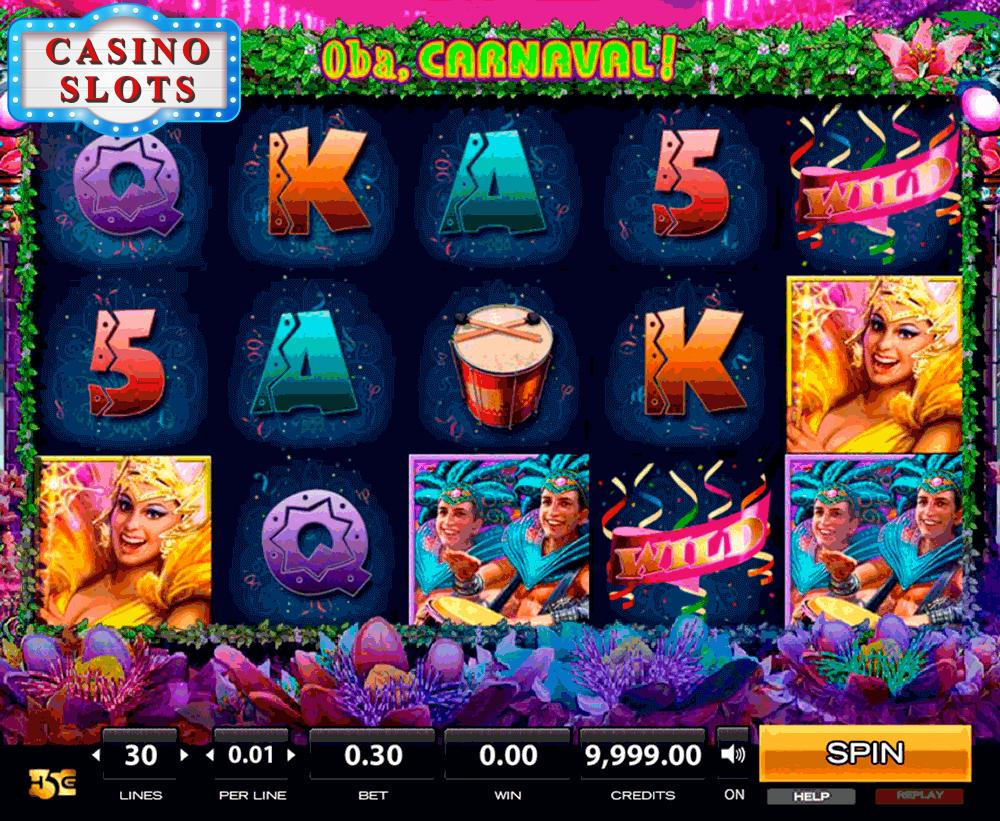 Oba, Carnaval! Online Slot