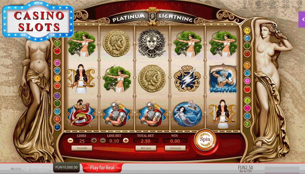 Platinum Lightning Online Slot
