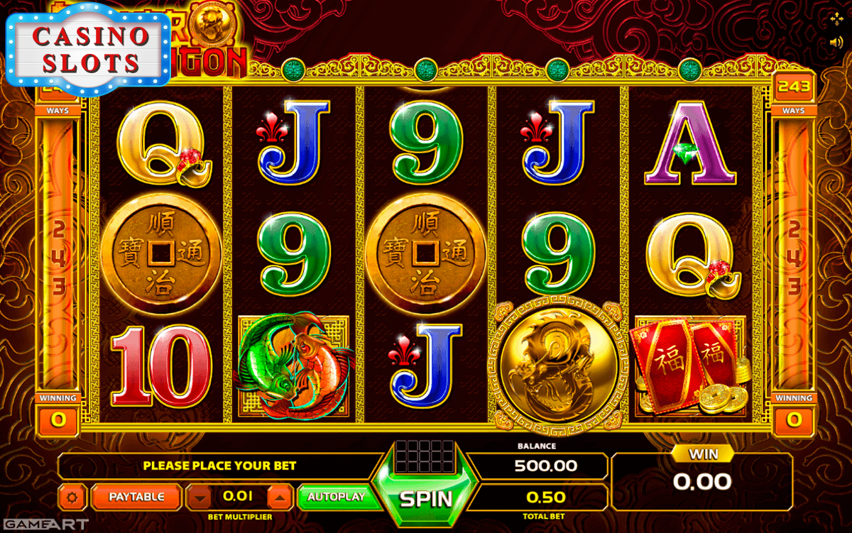 Power Dragon Online Slot