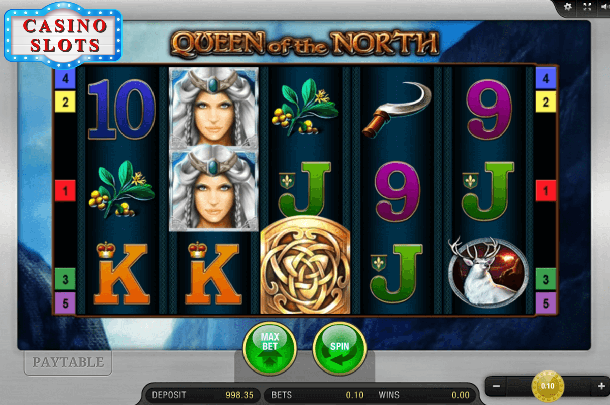 Queen Of The North Online Slot