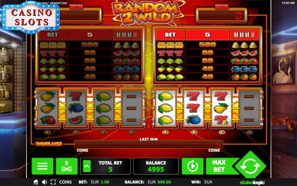 Random 2 Wild Online Slot