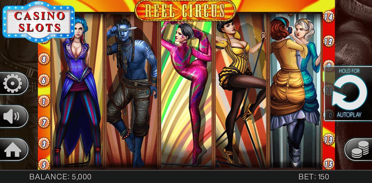 Reel Circus Online Slot