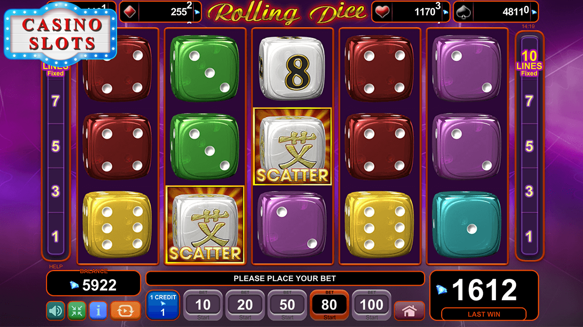Rolling Dice Online Slot