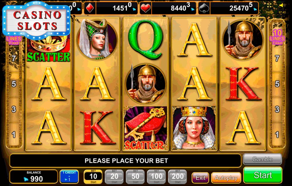Royal Secrets Online Slot