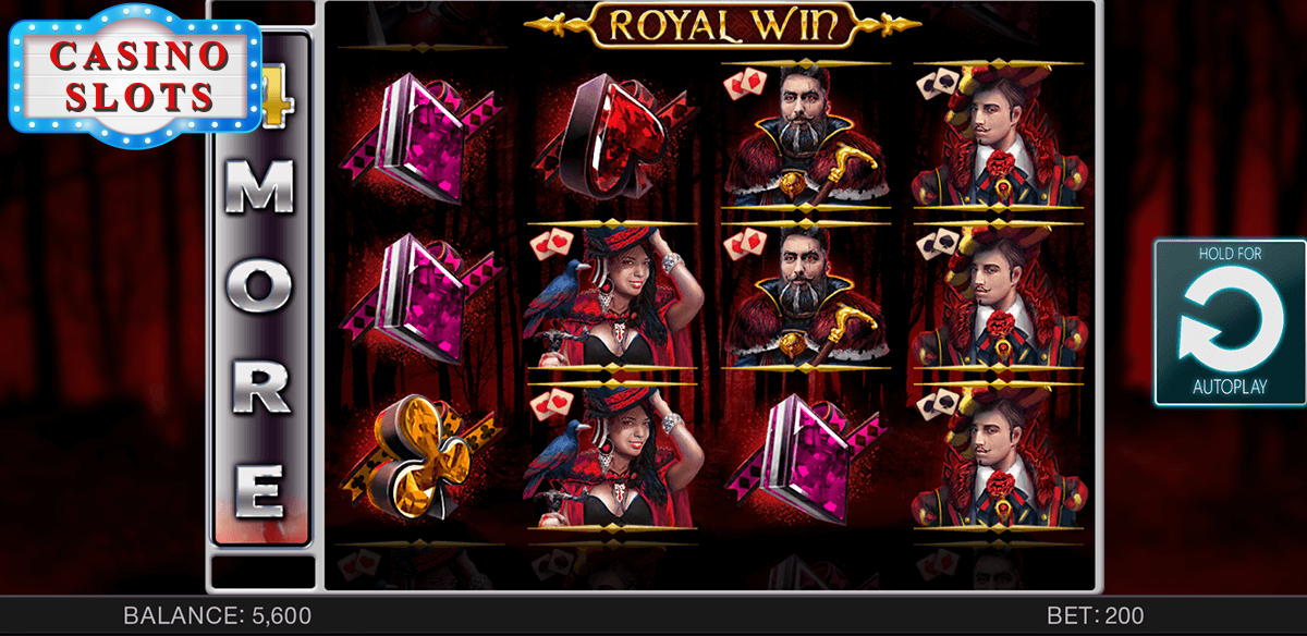 Royal Win Online Slot