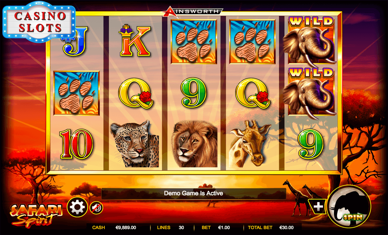 Safari Spirit Online Slot