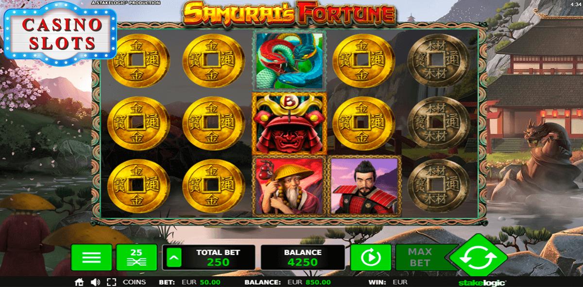 Samurai's Fortune Online Slot