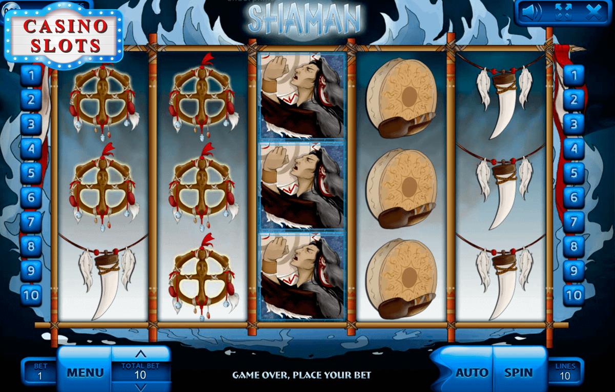 Shaman Online Slot