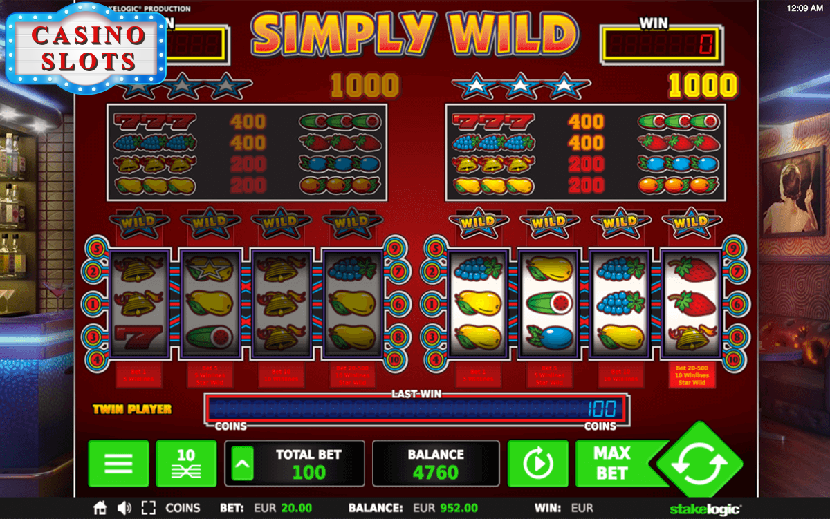 Simply Wild Online Slot