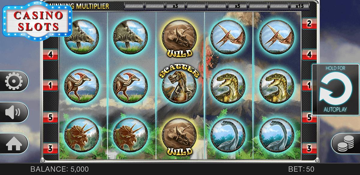 Slotosaurus Online Slot