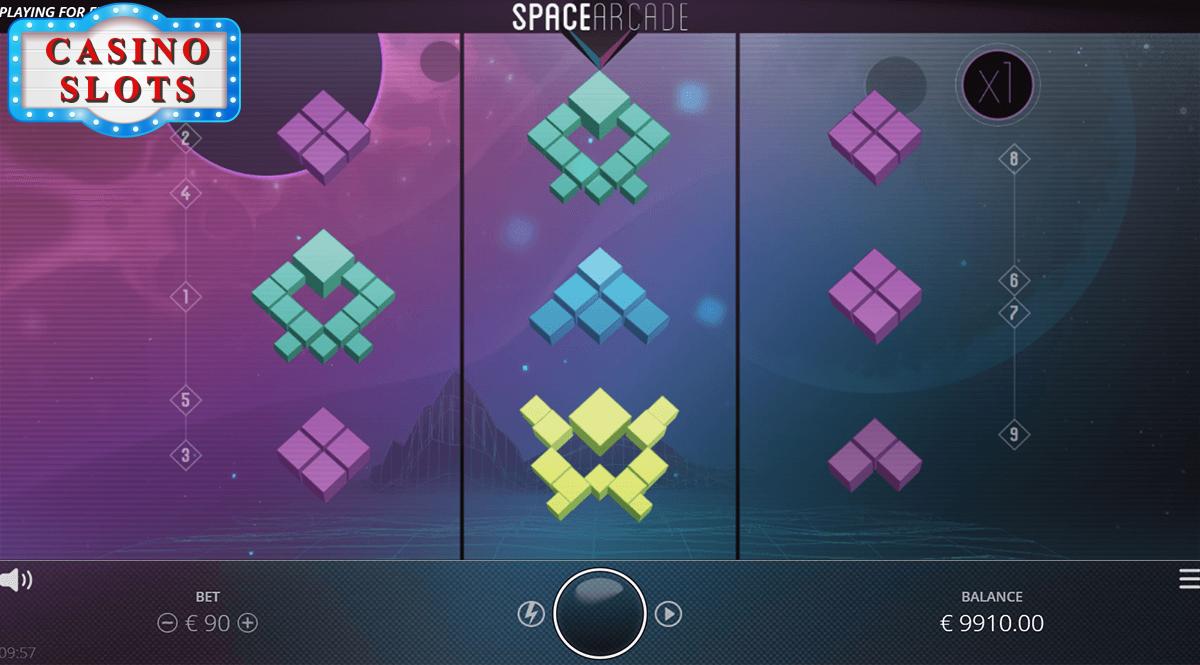 Space Arcade Online Slot