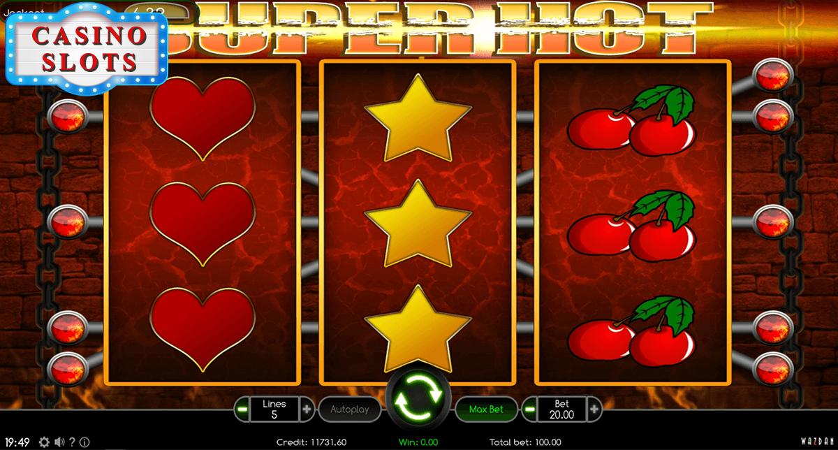 Super Hot Online Slot