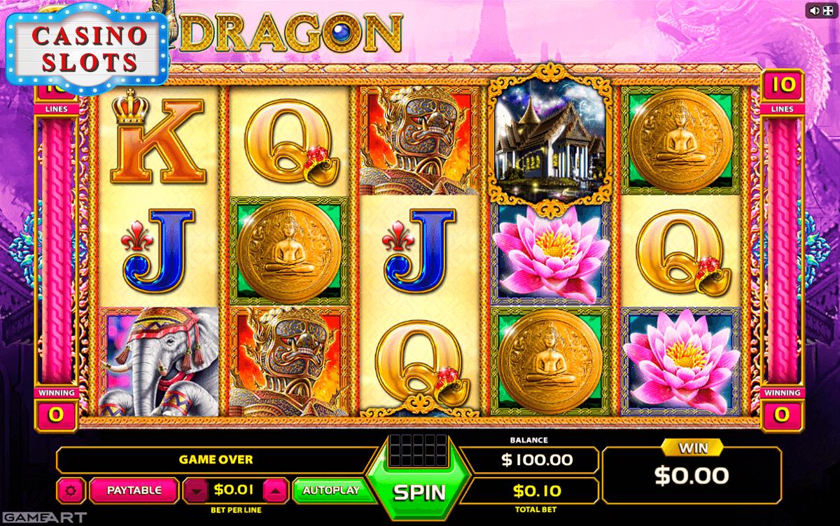 Thai Dragon Online Slot