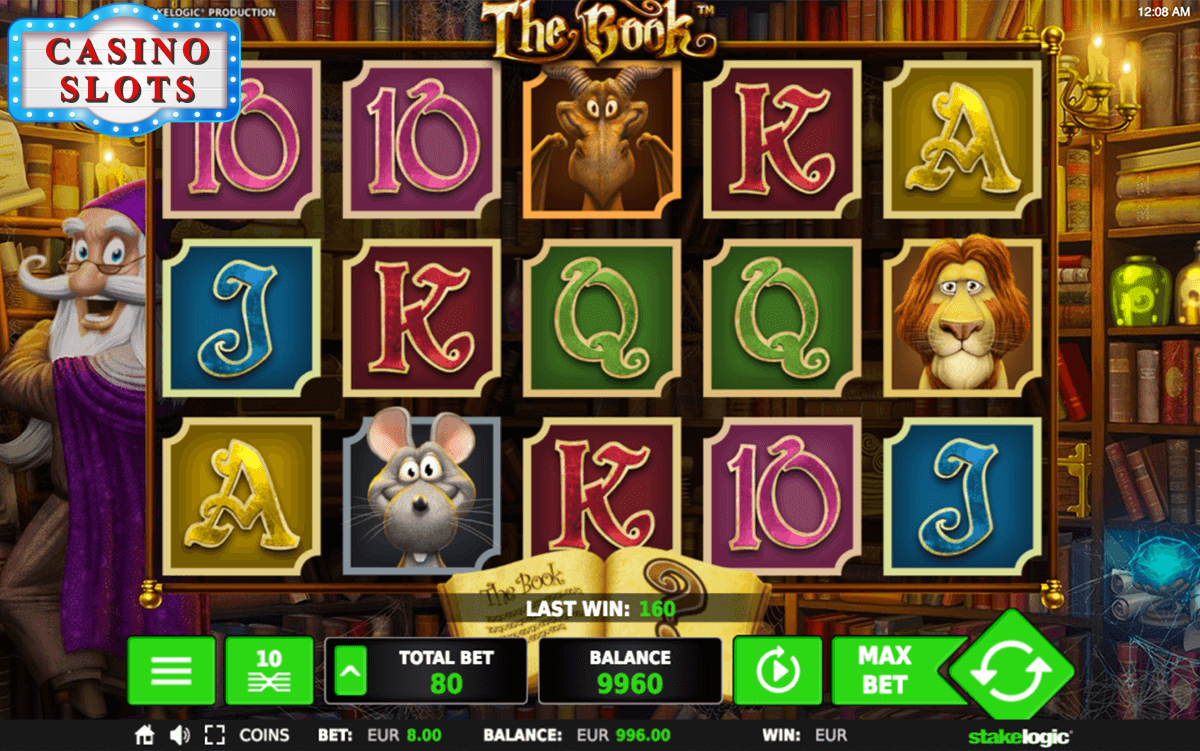 The Book Online Slot