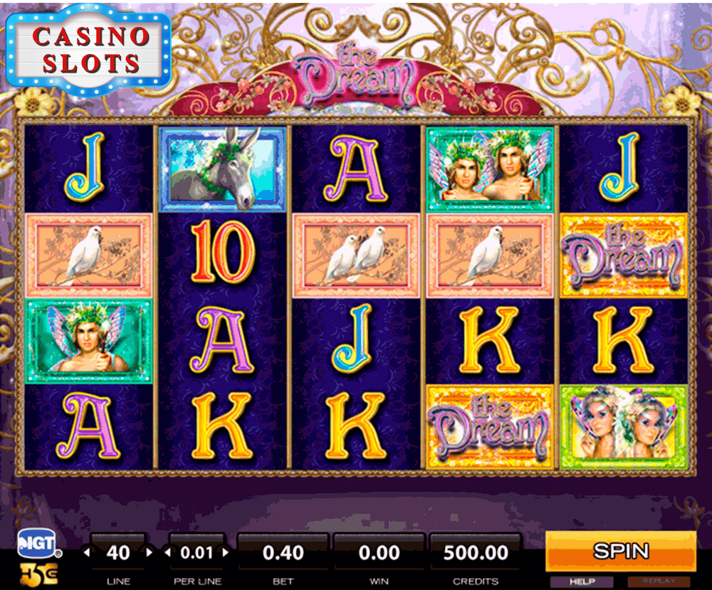 The Dream Online Slot
