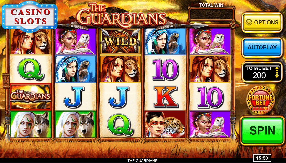 The Guardians Online Slot