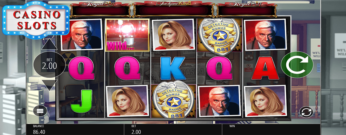 The Naked Gun Online Slot