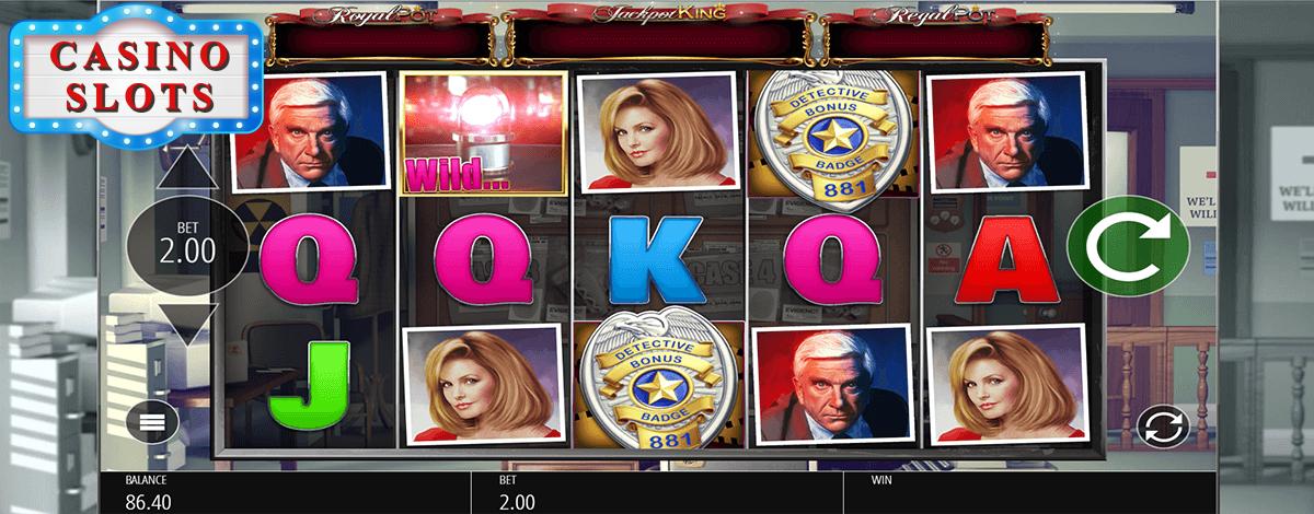 The Naked Gun Online Slot