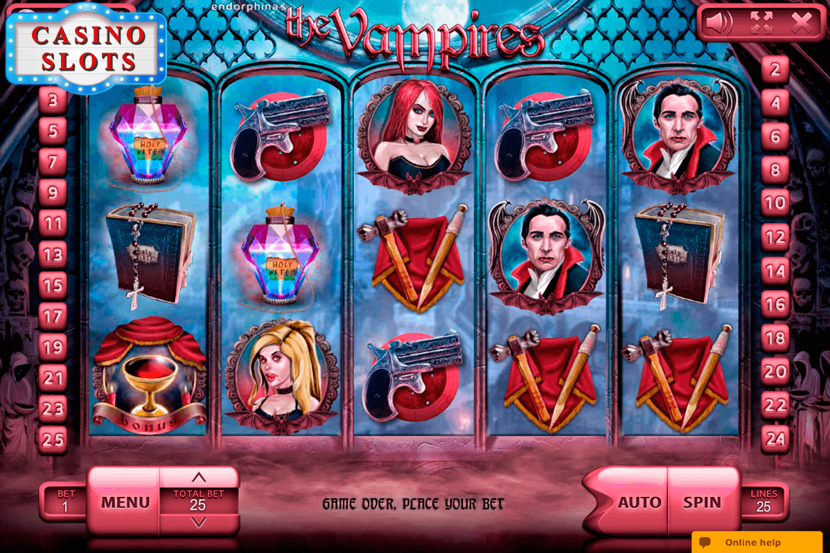 The Vampires Online Slot