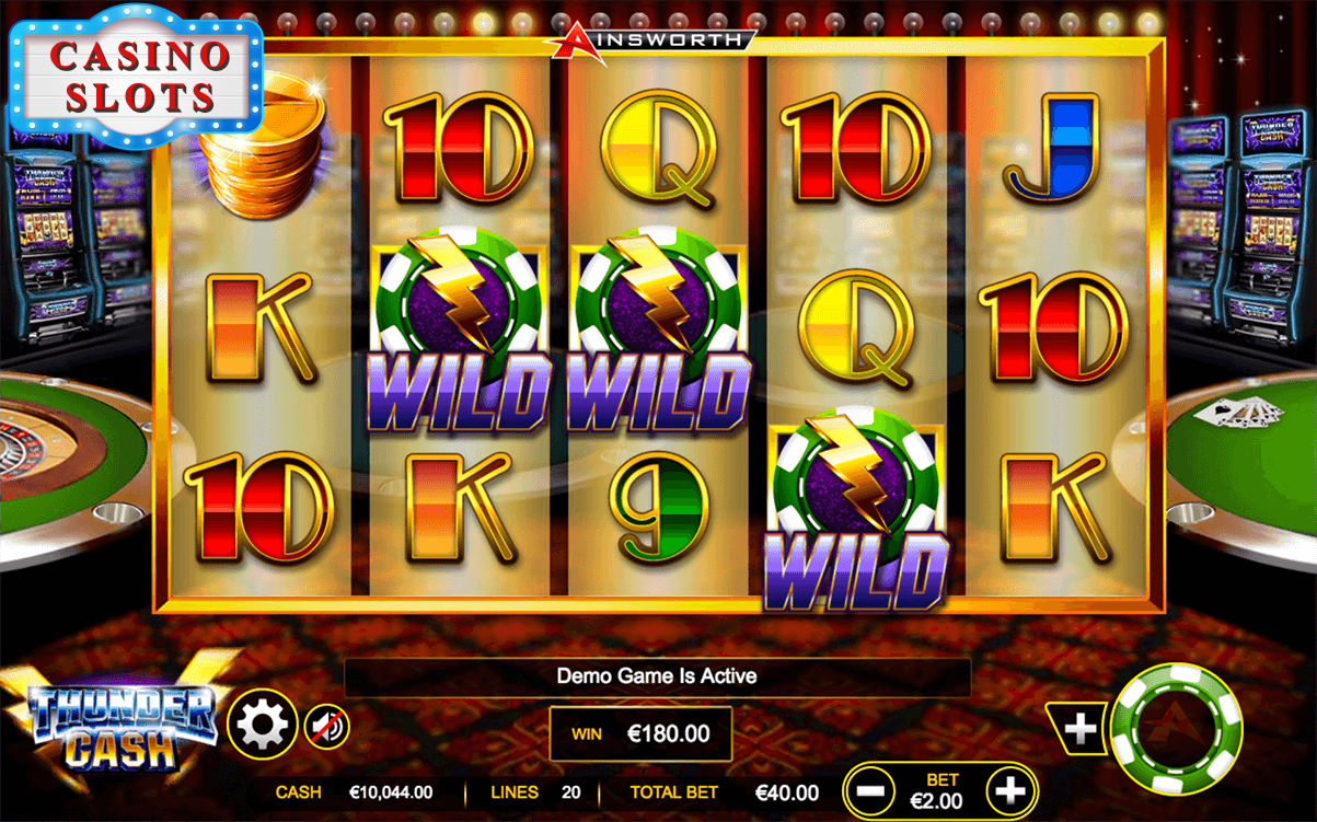 Thunder Cash Online Slot