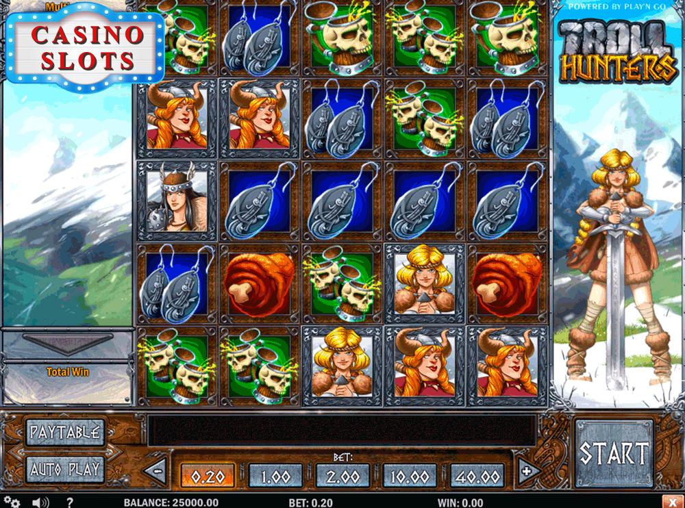 Troll Hunters Online Slot