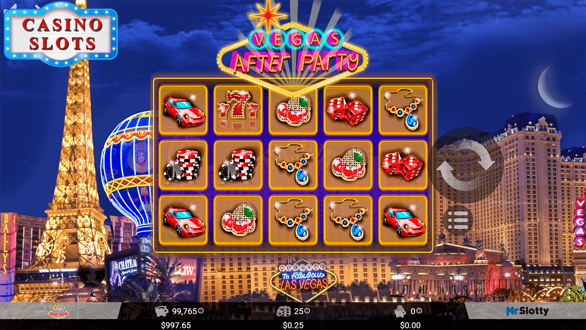 Vegas After Party Online Slot