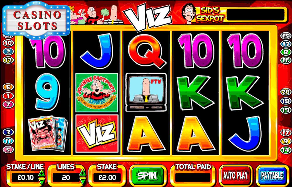 Viz Online Slot
