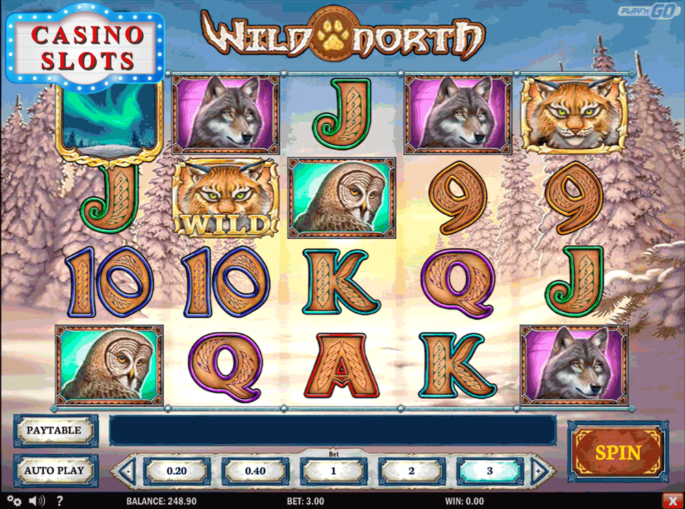 Wild North Online Slot