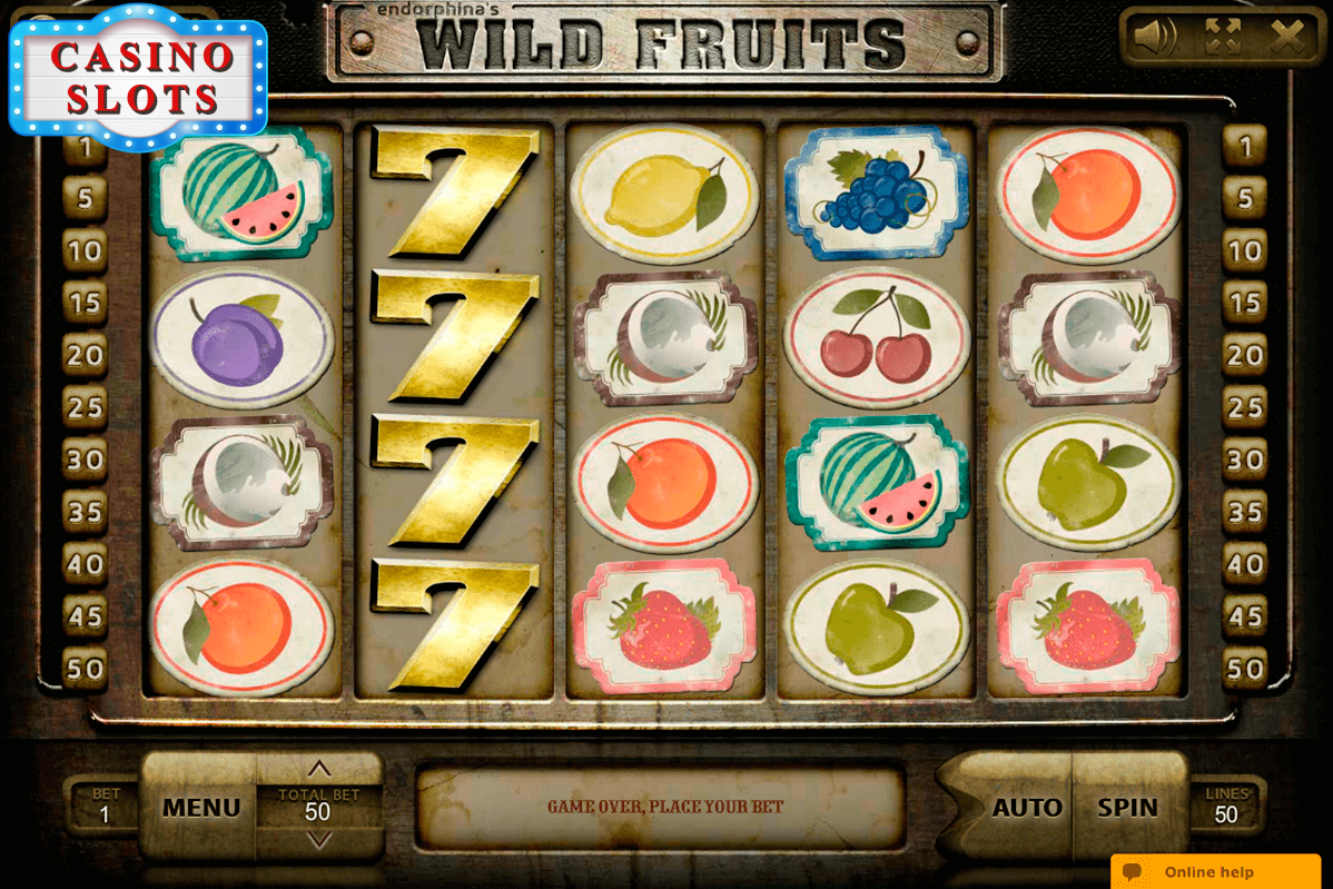 WildFruits Online Slot