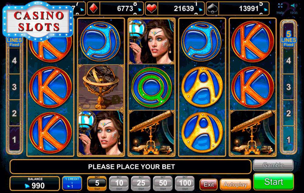 Zodiac Wheel Online Slot
